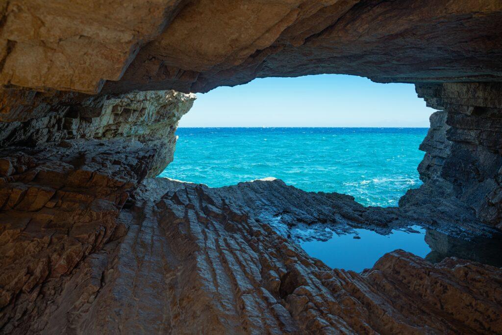grottes koufonissia