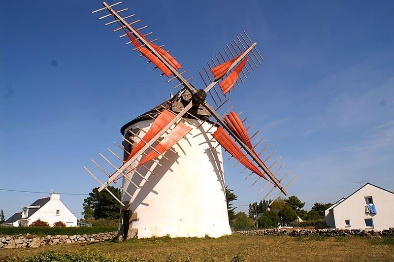 moulin du narbon à erdeven